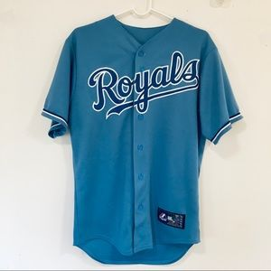 ⚾️ KC Royals Powder Blue Baseball Jersey